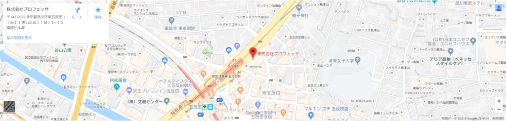 LP(01)の地図